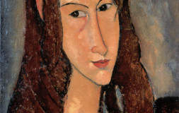Portrait of Jeanne Hébuterne - Amedeo Modigliani