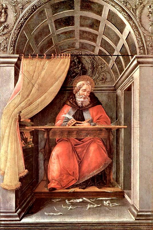 the early life and sainthood of of saint augustine